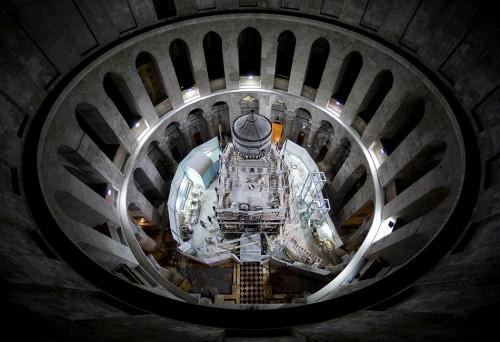 Archeologia: portata alla luce la tomba di Gesù