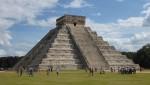 Maya: la piramide di El Castillo contiene altre due piramidi