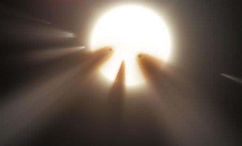 Spazio: forse risolto il mistero della Stella KIC 846852?