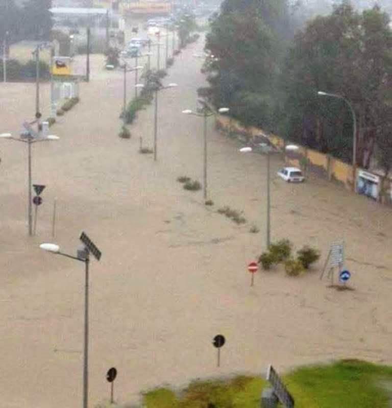 Alluvione Sicilia, situazione seria tra Catania ed Acireale