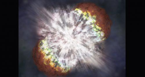 Betelgeuse, la supergigante rossa sta per esplodere