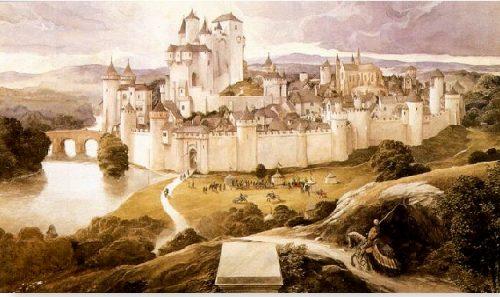 Inghilterra: forse svelata Camelot, la fortezza di Re Artù