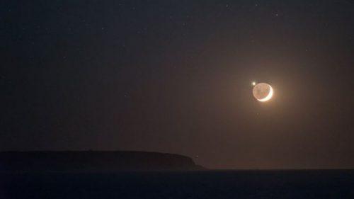 Congiunzione Luna Venere, come osservare lo spettacolo