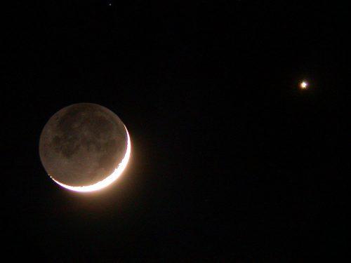 Congiunzione Saturno – Luna, poche ore allo spettacolo