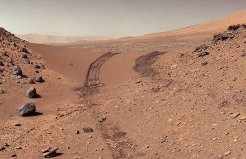 Marte, un pianeta adatto alla vita per milioni di anni