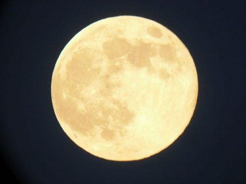 Spazio, in arrivo nuova Superluna: quando osservarla