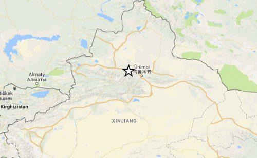 Terremoto in Cina: forte scossa di 6.1, evacuata la popolazione