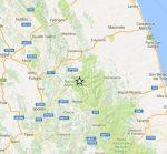Terremoto oggi Centro Italia magnitudo 4.3 Richter, avvertita nettamente a Roma