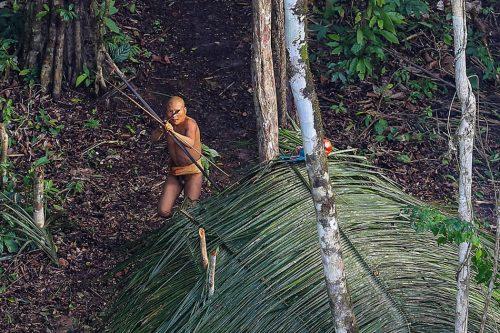 Amazzonia: scoperta nuova tribù incontattata