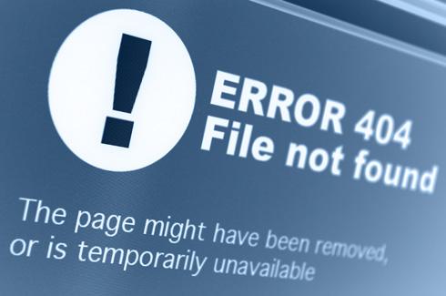 Gli errori più comuni nei siti web: analisi e soluzioni