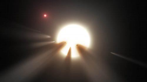 KIC 8462852, nuova ipotesi sulla stella misteriosa