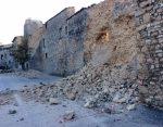 Terremoto Centro Italia: crolli e danni a Spoleto