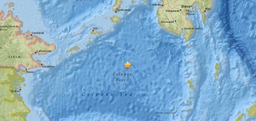 Terremoto nelle Filippine: forte scossa di 7.3 nel mare di Celebes
