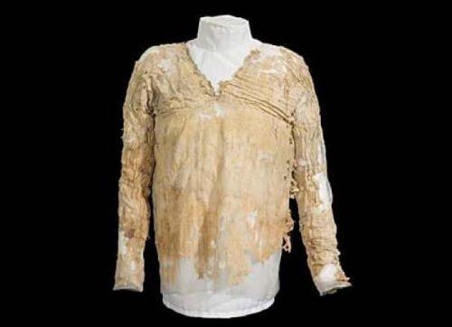 Archeologia: scoperto il vestito più antico al mondo