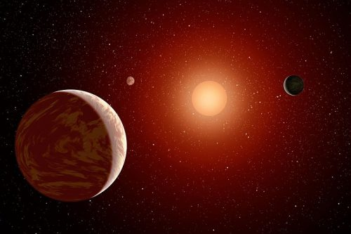 Vita extraterrestre sul 'vicino' sistema planetario di Wolf 1061?