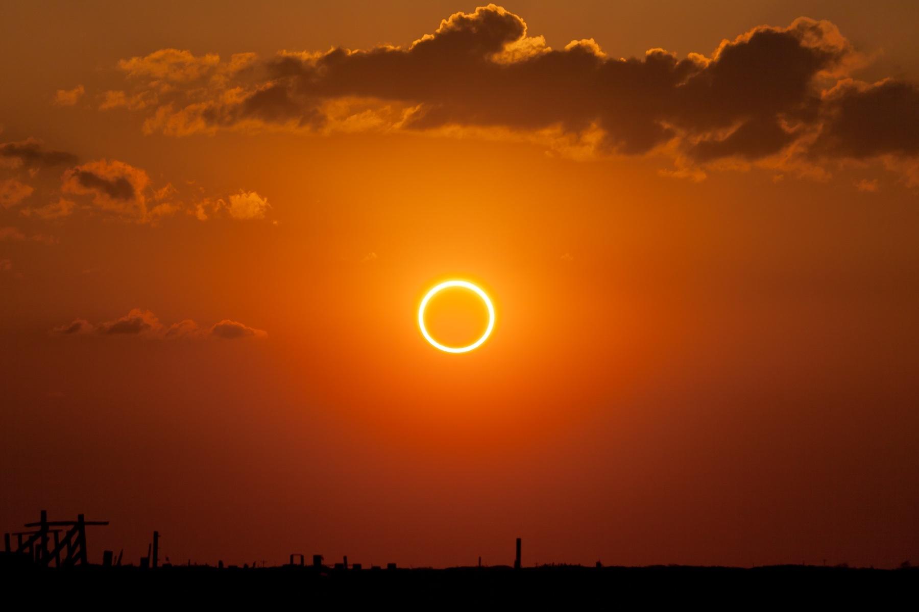 Eclissi anulare di Sole: il 26 Febbraio straordinario spettacolo nell'emisfero meridionale