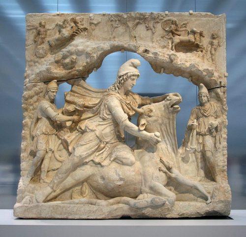 Corsica: emerge antico santuario dedicato al dio Mitra