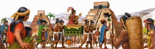Aztechi: la salmonella all'origine dell'estinzione
