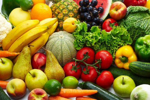 Frutta e verdura potrebbero salvare 7,8 milioni di vite ogni anno