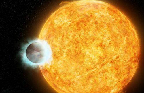 KELT-16b, l'esopianeta 'spericolato' troppo vicino alla stella