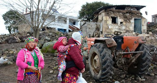 Terremoto in Turchia: scosse di magnitudo 5 gradi nel nord ovest