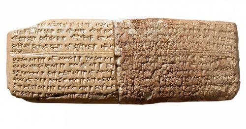 Archeologia: la più antica canzone del mondo suonata a pianoforte