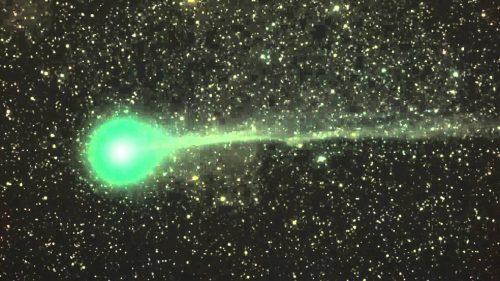 Spazio: in arrivo spettacolare cometa verde, ecco quando osservarla
