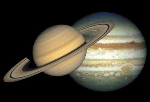 Asteroidi: ecco come Giove e Saturno proteggono la Terra