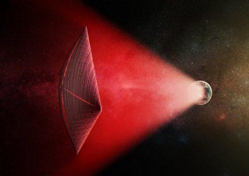 Lampi radio veloci: potrebbero essere generati dagli alieni