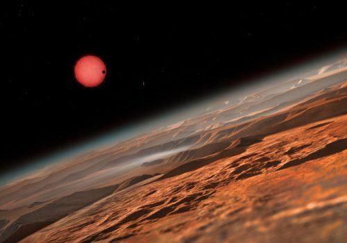 Vita sui pianeti di Trappist-1: secondo gli esperti è probabile