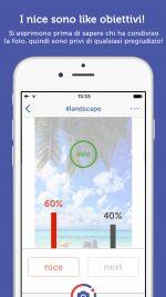Nicecatch, ecco l'app che ti mostra chi apprezza in modo obiettivo ciò che condividi