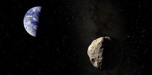Spazio: asteroide record in avvicinamento alla Terra