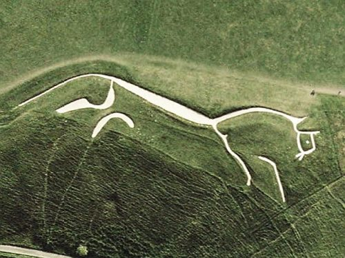 Cavallo Bianco di Uffington: scoperta la 'funzione' del disegno