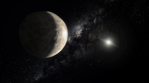 Sistema Solare: il primo ritratto di Dee Dee, il misterioso pianeta nano