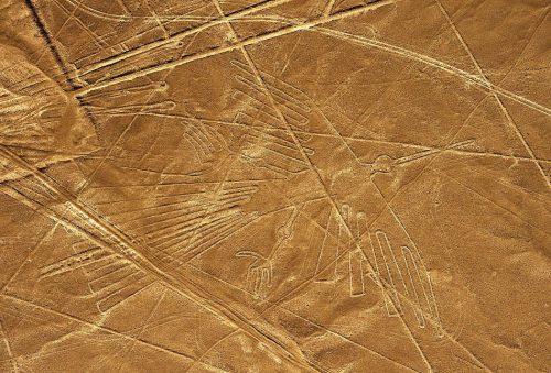 Nazca: scoperte nuove linee nel deserto