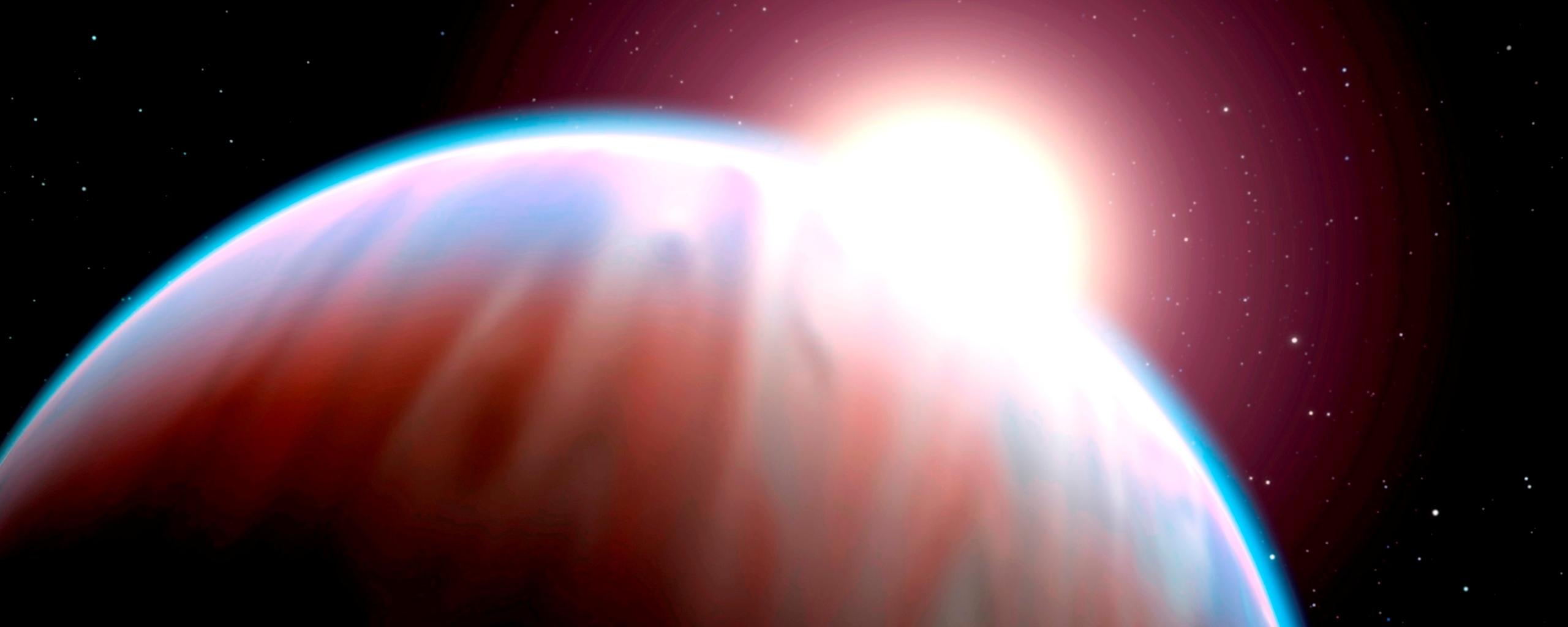 GJ 1132b, il pianeta gemello della Terra ricco di acqua e metano