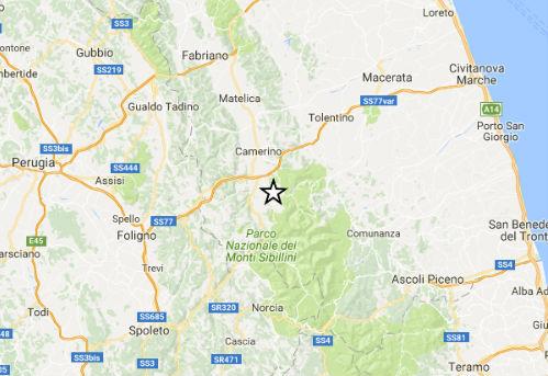 Terremoto Centro Italia: nuove scosse nelle ultime ore