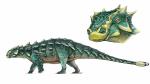 Scoperto Zuul, temibile anchilosauro 'distruttore di stinchi'
