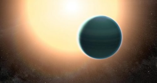 Nuvole e acqua su esopianeta 'nettuniano caldo': la scoperta della NASA