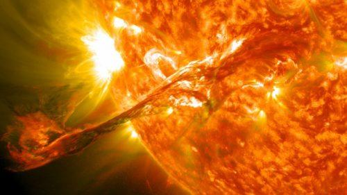 Esplode filamento solare: tempesta magnetica in arrivo