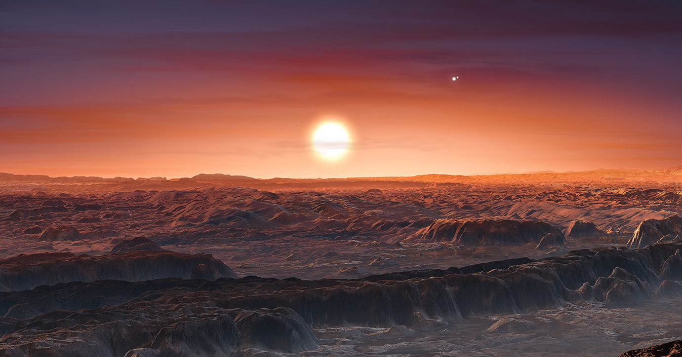 Proxima b: possibile clima stabile sul 'gemello della Terra'