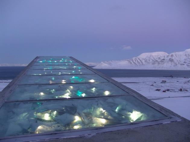 Artico: lo scioglimento dei ghiacci allaga caveau del Giorno del Giudizio