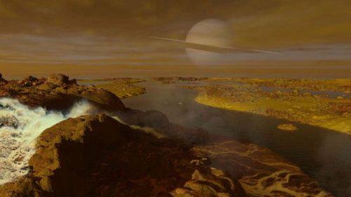 Spazio: scoperte similitudini tra i fiumi di Titano e Marte