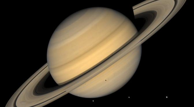 Cielo del mese di giugno 2017: Saturno alla minima distanza dalla Terra