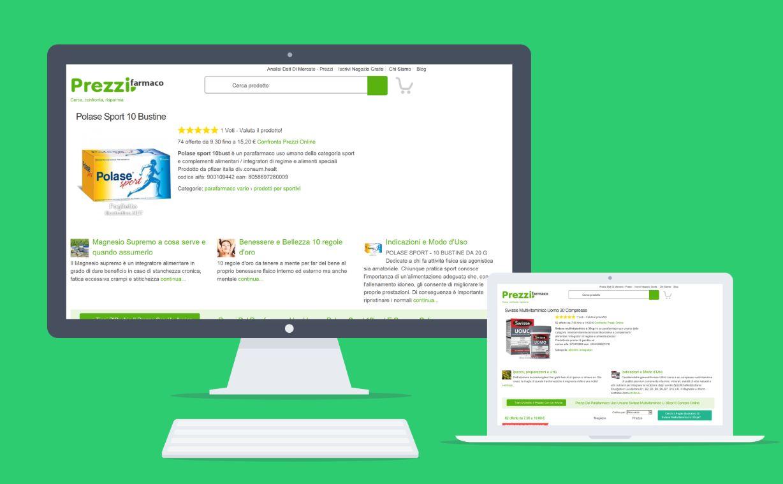 PrezziFarmaco, la nuova piattaforma online per risparmiare in farmacia online