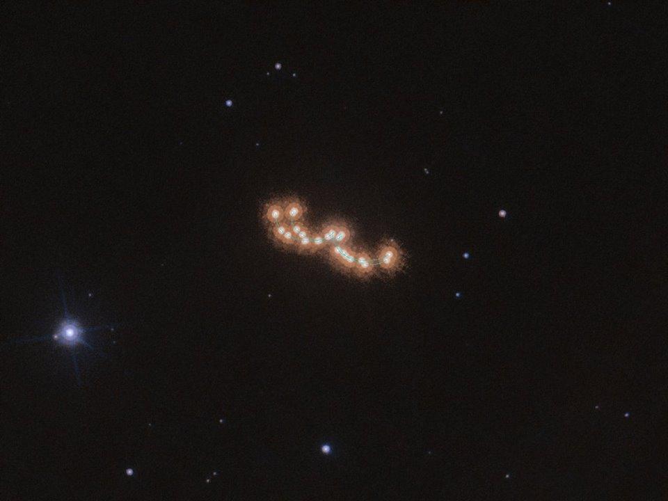 Hubble: due nane brune osservate dal telescopio spaziale