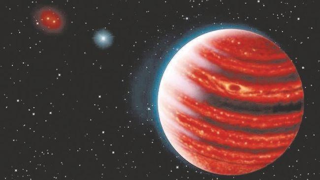 Epsilon Eridani b, il pianeta parzialmente nuvoloso