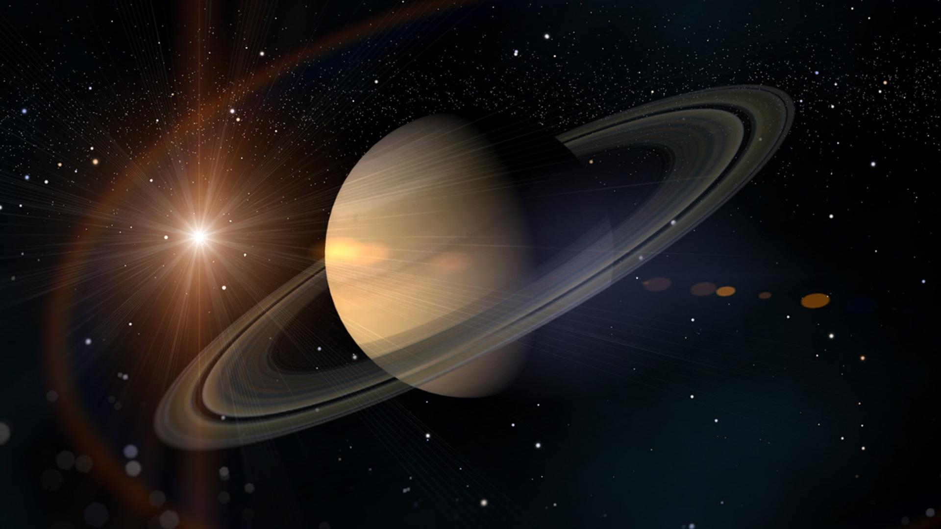 Spazio: gigantesco pianeta con anelli scoperto nella Costellazione di Orione