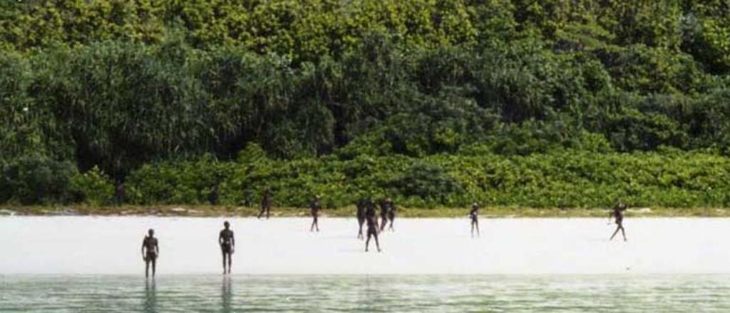 North Sentinel, dove gli indigeni vivono isolati da 60mila anni