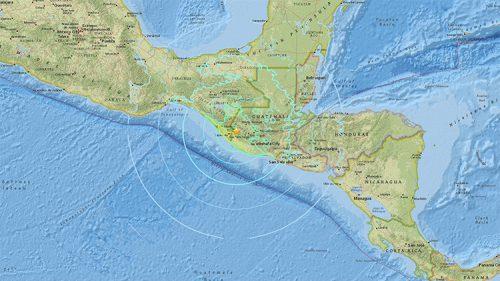 Terremoto Guatemala: scossa di 6.9 gradi avvertita anche in Messico